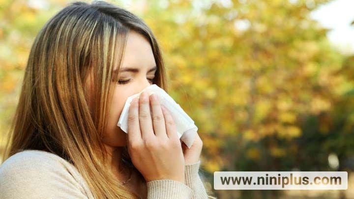 آلرژی فصلی در دوران بارداری
