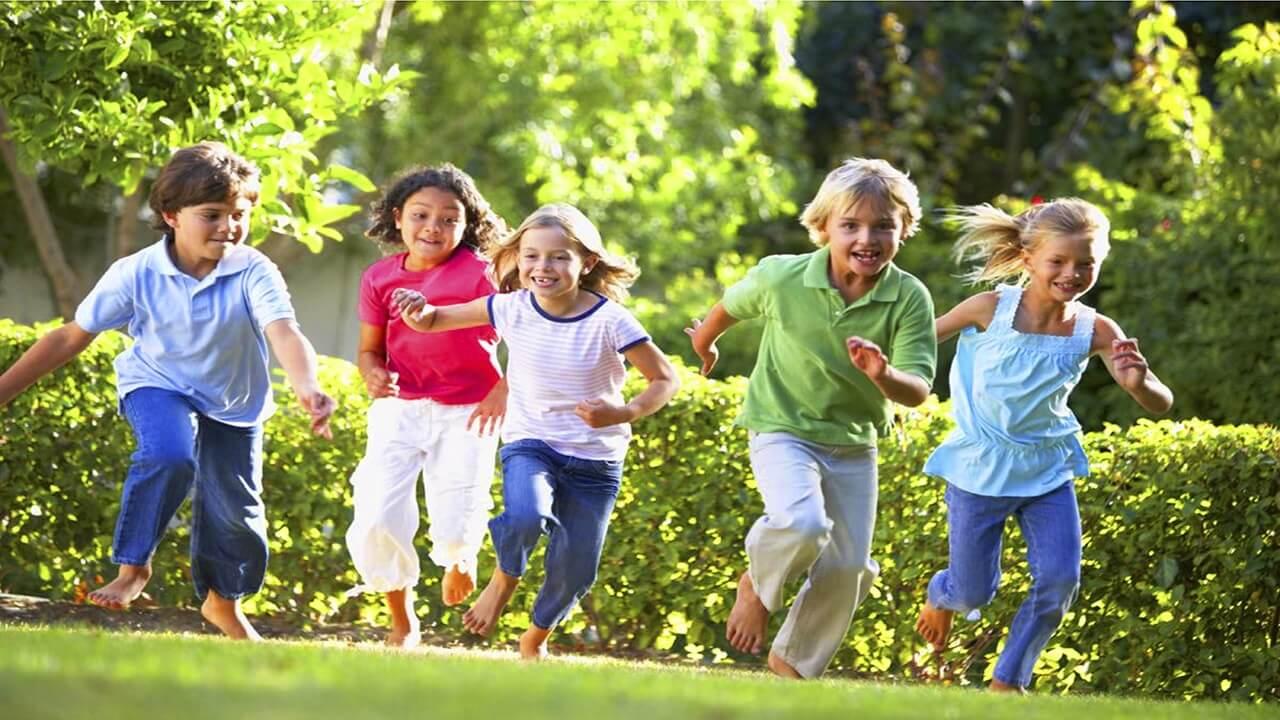 چه مدت ورزش کردن برای کودک مناسب است؟ نی نی پلاس