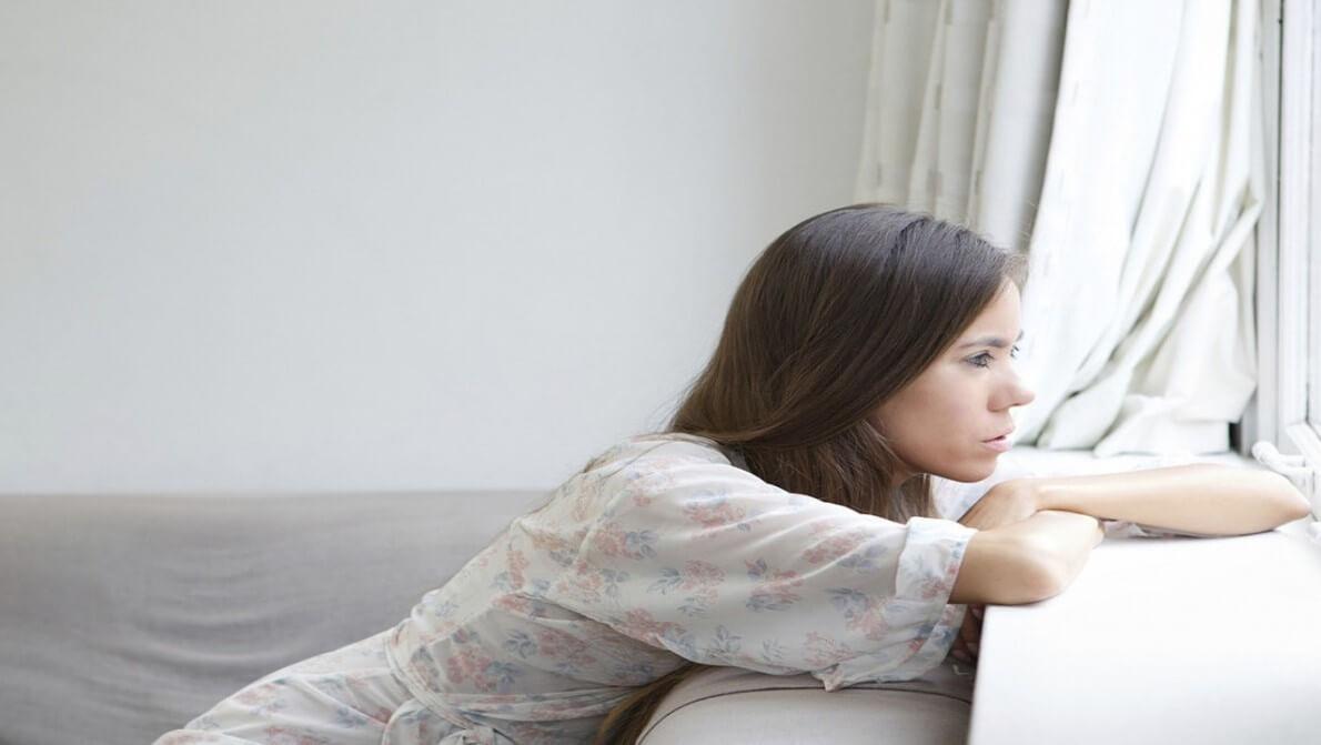 متوقف کردن سرزنش خود در بارداری پر خطر  نی نی پلاس