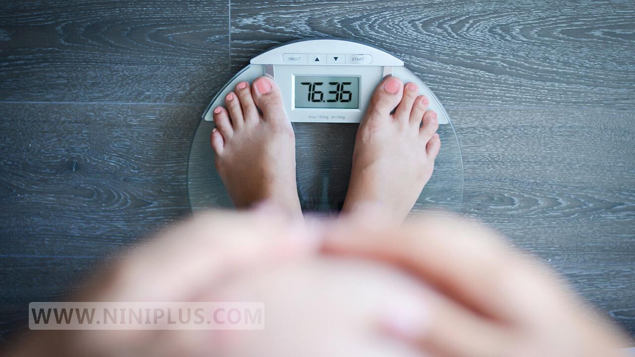 همه چیز درباره وزن مناسب در دوران بارداری!
