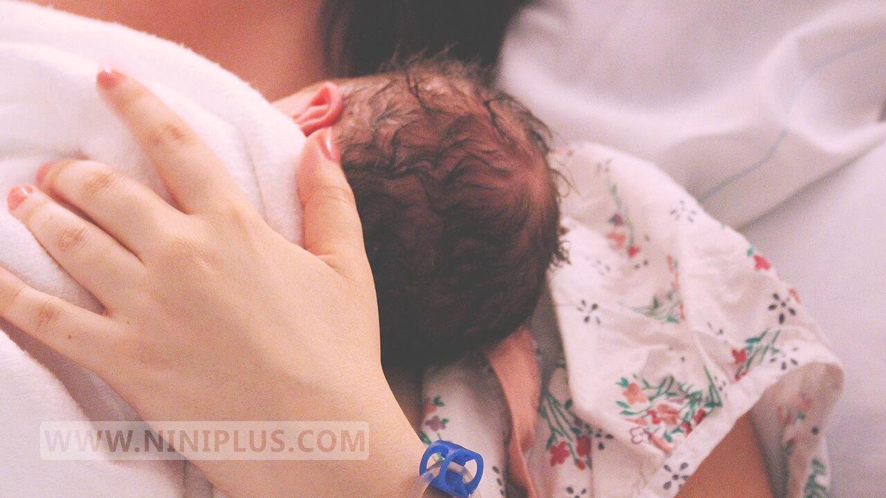 پوست به پوست مادر و نوزاد!