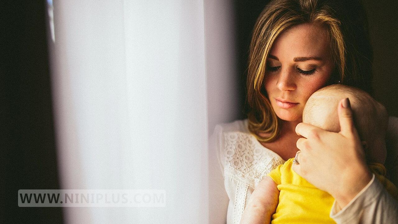 تاثیر مخرب استرس بر زندگی جنسی مادر !