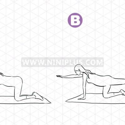 تقویت بدن و رهایی از درد نی نی پلاس