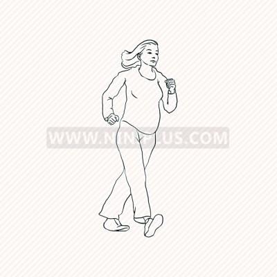 پیاده روی در بارداری نی نی پلاس