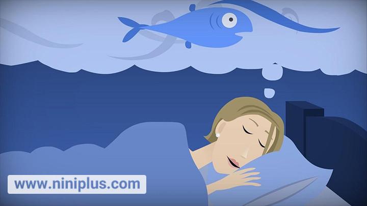 خواب بد و آشفته دیدن در بارداری به چه معنی است؟