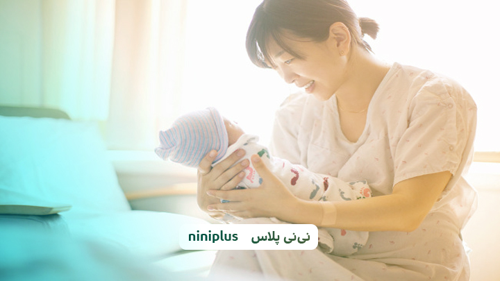 مراقبت از نوزاد تازه متولد شده در تابستان