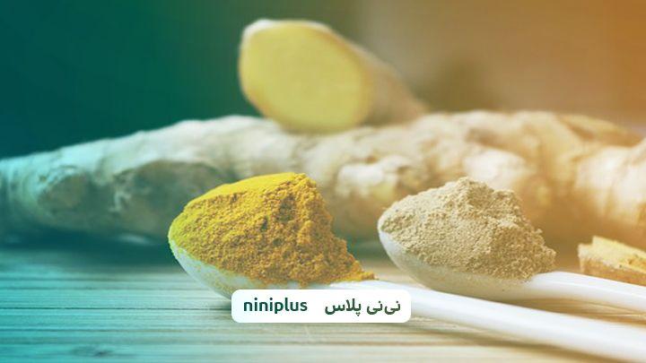 زردچوبه در شیردهی مجاز است و فوائد مصرف زردچوبه چیست