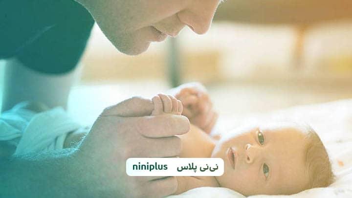 علت تند تند نفس کشیدن نوزاد تازه متولد شده چیست؟