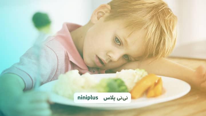 راههای تشویق کودک به غذا خوردن چیست؟