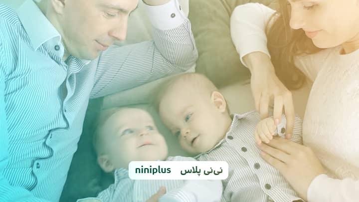 نوزاد از چند ماهگی مادر و پدرش را می شناسد؟