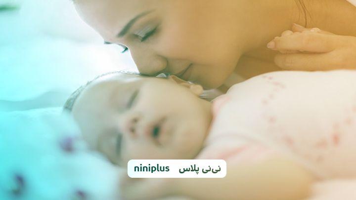 بوی خوش نوزاد،چرا نوزادان بوی خوبی می دهند؟