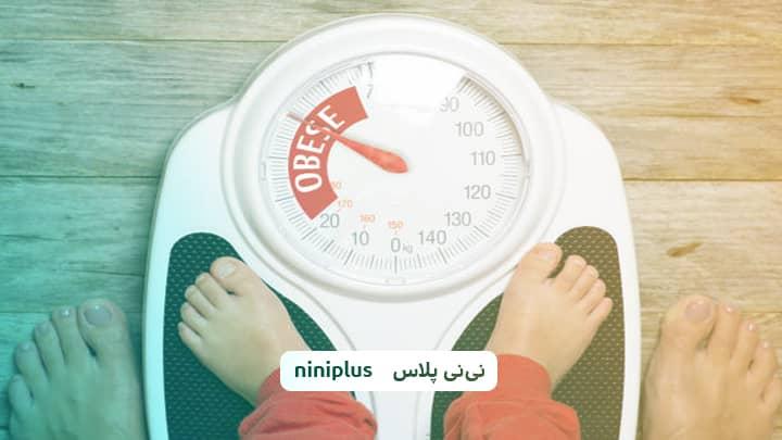 علت چاقی در کودکان چیست و چه زمانی می گوییم کودک چاق است؟