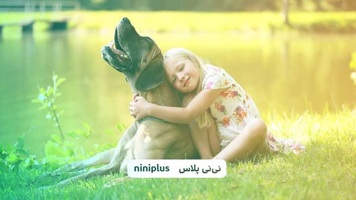 تاثیرات روانی حیوانات خانگی برای کودکان چیست؟