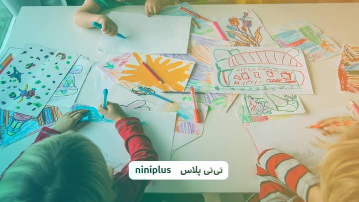 آموزش همکاری به کودکان در سنین مختلف چگونه است؟