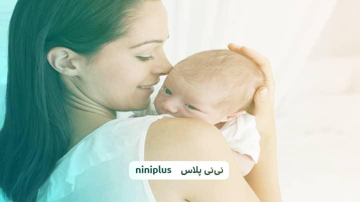 هضم نشدن غذای نوزاد،علت و درمان هضم نشدن غذای نوزاد چیست؟