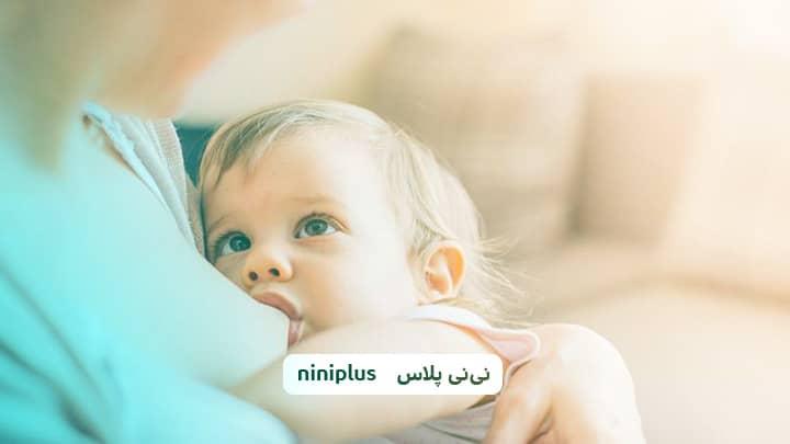 علت ترش شدن شیر مادر چیست؟