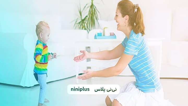 رفتار با نوزاد ده ماهه و نیازهای نوزاد در ده ماهگی چیست؟