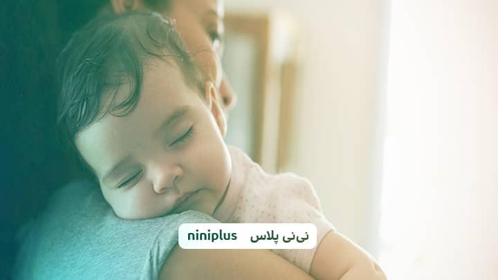 الگوی خواب نوزاد پنج ماهه وعواملی که بر الگوی خواب نوزاد تاثیر می گذارند؟