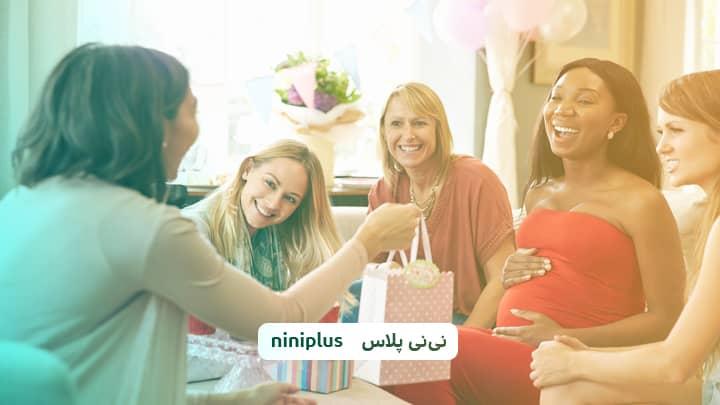 جشن سیسمونی بگیرم یا جشن تعیین جنسیت جنین؟