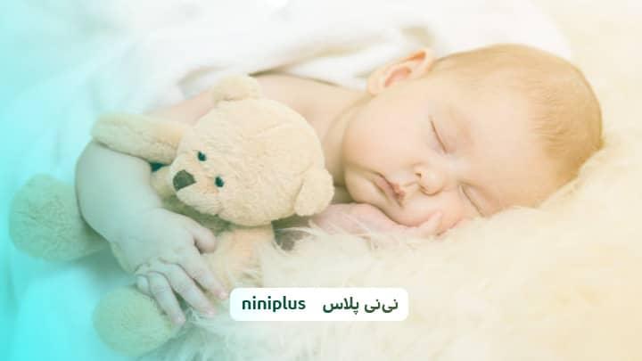 به پهلو خواباندن نوزاد ،علت به پهلو خواباندن نوزاد چیست؟