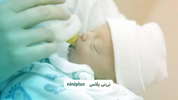 بهترین شیر خشک برای نوزاد نارس کدام است؟