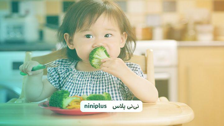 مواد غذایی مناسب برای کودکان زیر دو سال چیست؟
