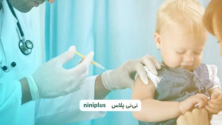 چند ساعت قبل از واکسن باید استامینوفن داد؟