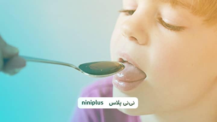 بهترین شربت آهن برای کودکان کم خون چیست؟