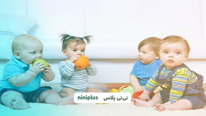 رفتار با نوزاد نه ماهه ،طرز صحیح رفتار با نوزاد نه ماهه