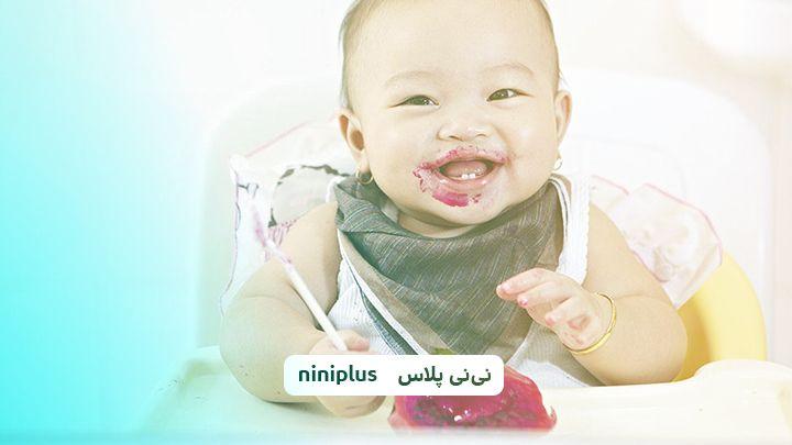 بازی با نوزاد هفت ماهه ، هفته اول و دوم هفت ماهگی