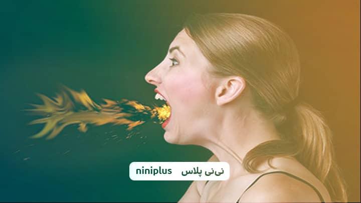 سوختگی دهان و نحوه درمان سوختگی دهان چگونه است؟