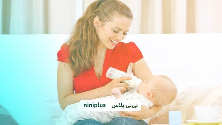 چه نوزادانی نباید شیر مادر بخورند و علت آن چیست؟