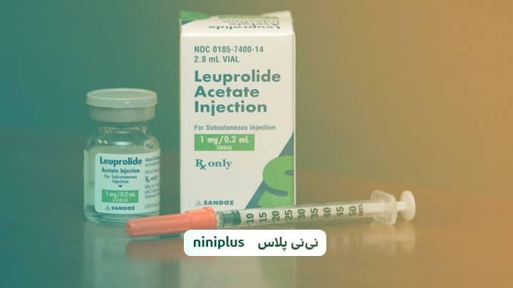 عوارض جانبی داروی لوپرون در لقاح مصنوعی چیست؟
