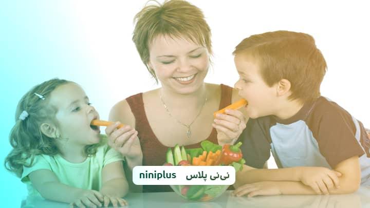 مزایا و معایب مصرف فیبر در کودکان چیست ؟