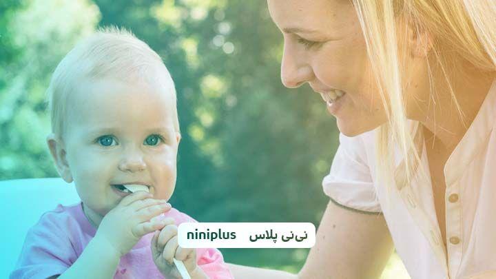 بهترين سن برای شروع غذای کمکی به نوزادان چند ماهگی است؟