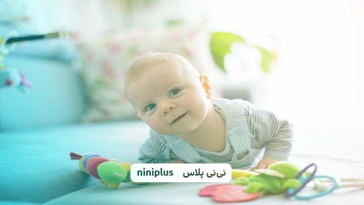 بازی با نوزاد پنج ماهه ،چند روش برای بازی با نوزاد پنج ماهه