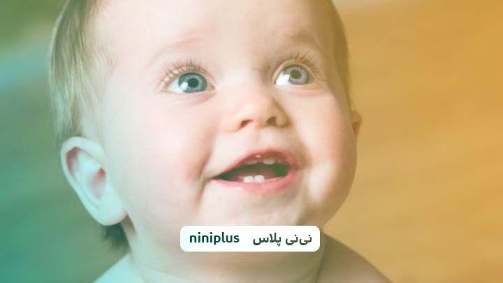 علت زود دندان درآوردن نوزاد و مزایا و معایب زود دندان درآوردن چیست؟