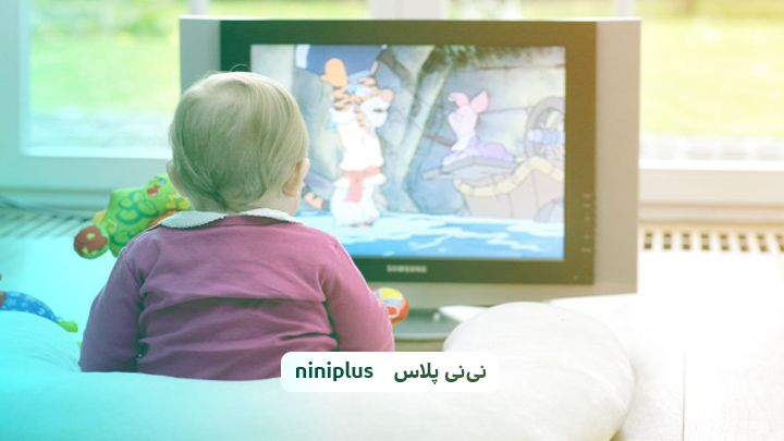 تلویزیون دیدن نوزاد سوال های رایج تلویزیون دیدن نوزاد و کودک