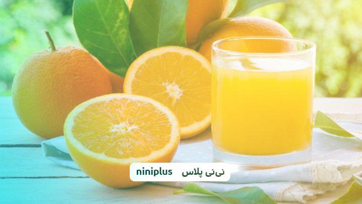 خوردن پرتقال در بارداری چه فوایدی دارد و چه عوارضی دارد؟