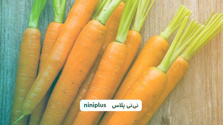 خوردن هویج در بارداری چه فواید و خطراتی به همراه دارد؟