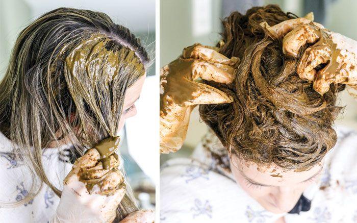 رنگ کردن مو با حنا در دوران بارداری آیا ایمن است؟